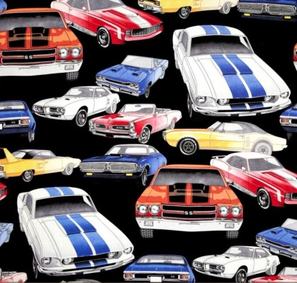 muscle car alignment